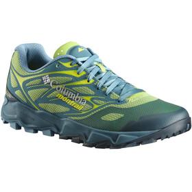 Columbia Trans Alps F.K.T. II Hardloopschoenen Heren geel/groen
